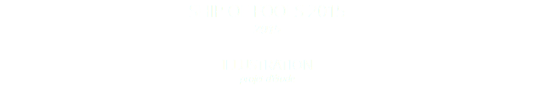 Ship of Fools 2015 2015 Illustration projet d'étude